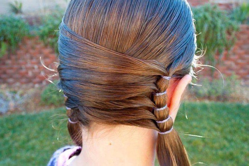 Modele Flokësh Për Vajza Të Vogla Pse Jo Edhe Për Të Mëdha Foto