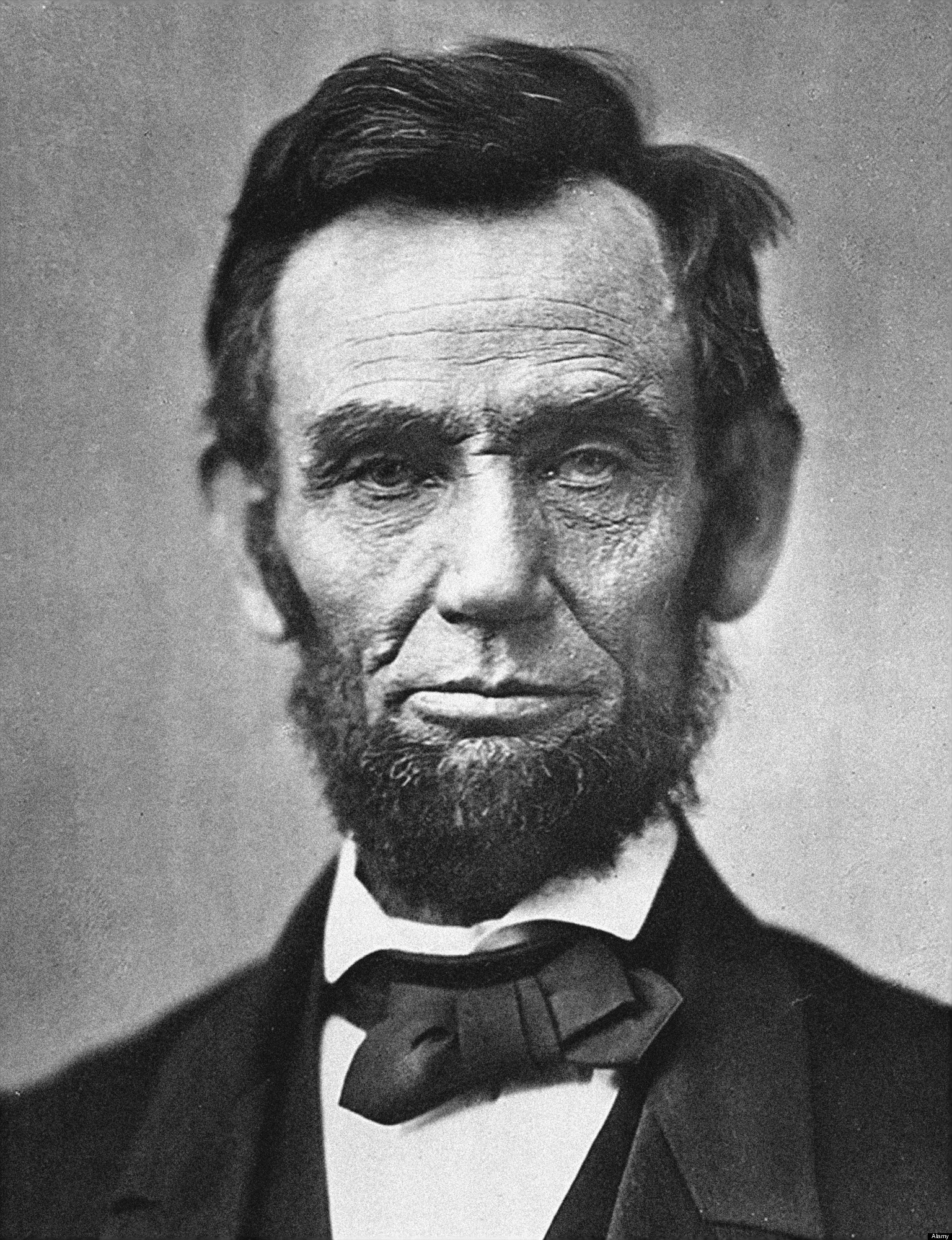 CXR59R Abraham Lincoln 16th President of the United States