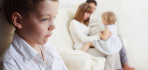 Boy is jealous parents of younger sister