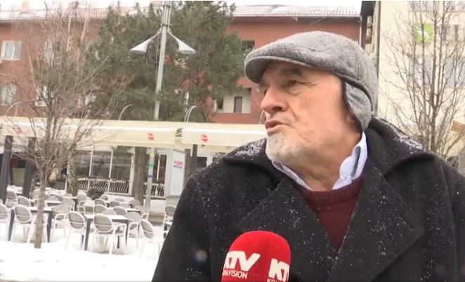 A është problemi kryesor liberalizimi i vizave për Kosovën  Përgjigja e këtij qytetari është bërë hit në rrjetet sociale