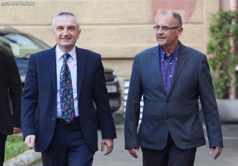 Petrit Vasili kryeministër  Ilir Meta bën dy deklarata të forta dhe flet për xhelozi në radhët e LSI së