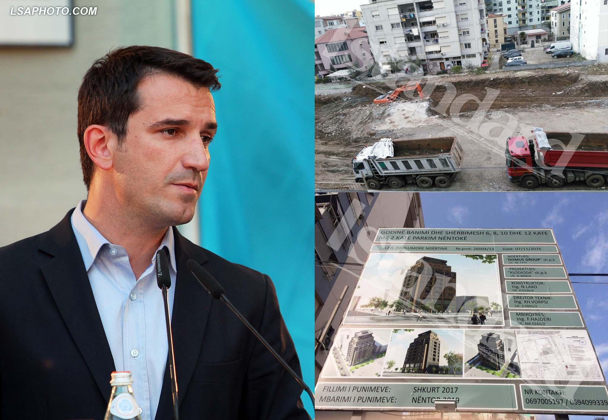 Premtimi i fushatës   Erion Veliaj  premtoi në fushatë  S jap leje ndërtimi  Po sot ç po ndodh