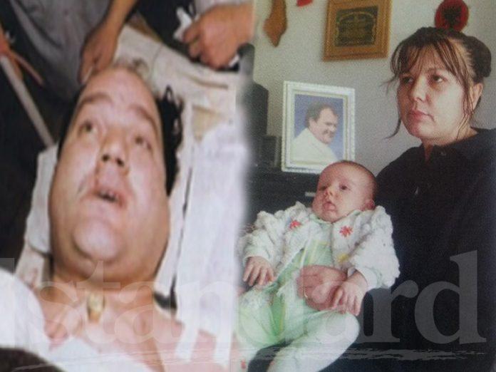 Image result for Rrëfimi i rrallë: Çfarë më tha Azemi Hajdari para se të vdiste!