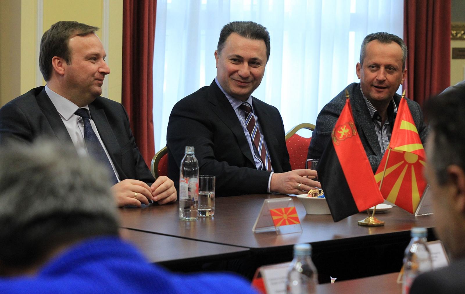 Ja çfarë bëri Gruevski para se t ia mbathte për Hungari