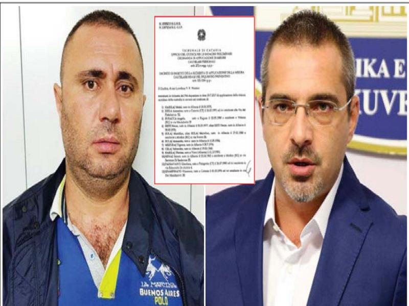 Komisioni Tahiri  Dokumenta sekrete per lidhjet e tij me trafikun e droges