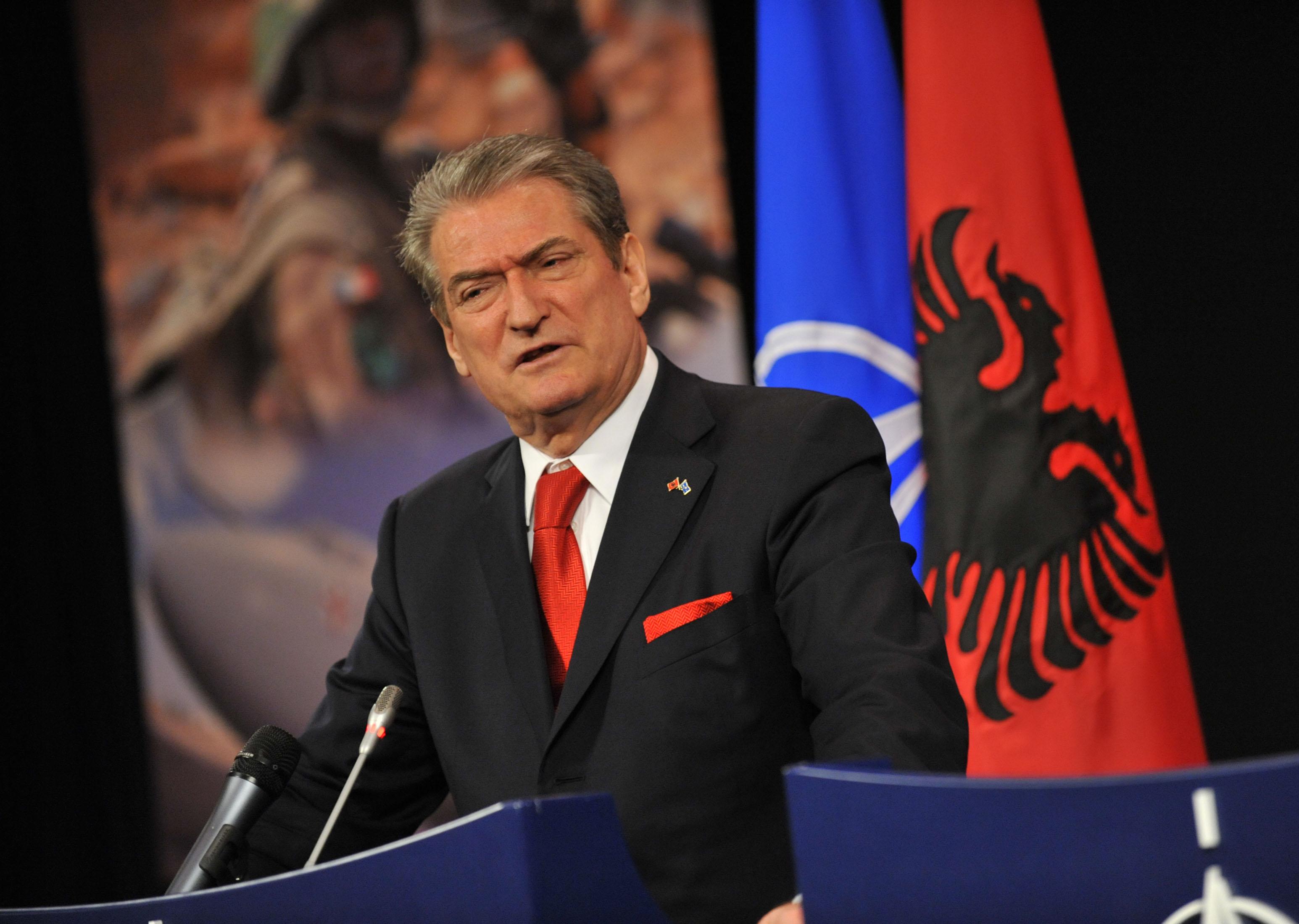 Sali Berisha (Prime Minister of Albania)