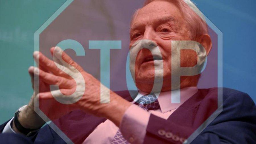 VIDEO  500 mijë protestues kundër Soros