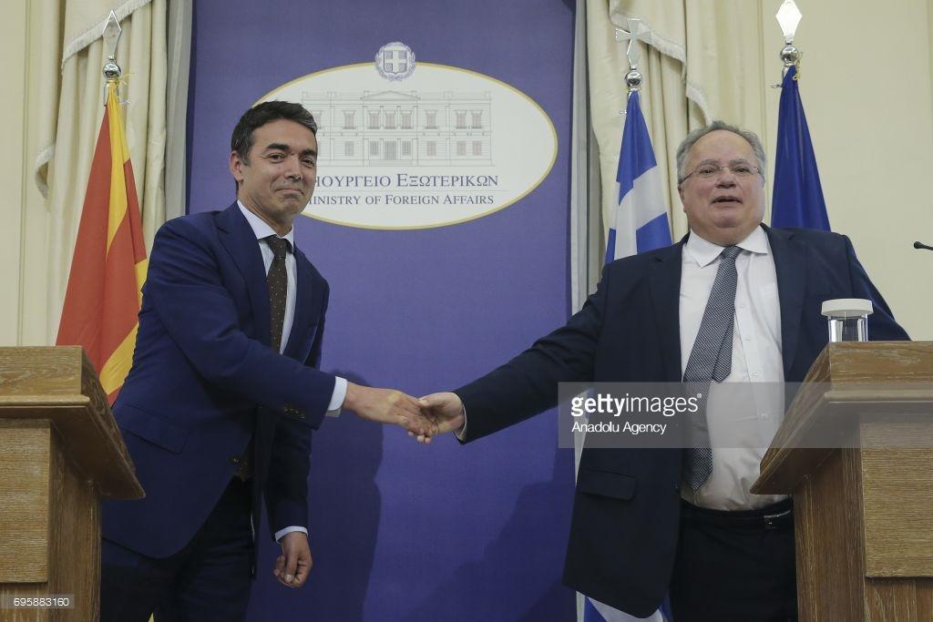 Negociatat me Greqinë  zbulohet emri që do mbajë Maqedonia