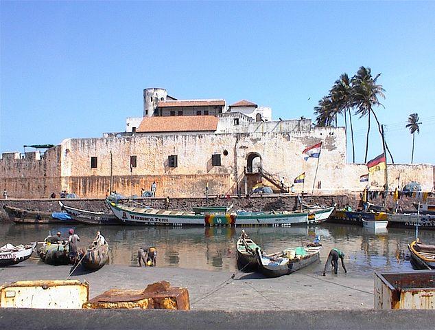 Elmina_Castle_Ghana