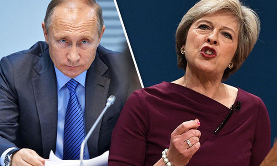 Shtohen tensionet  Rusia dëbon 23 diplomatë britanikë nga Moska