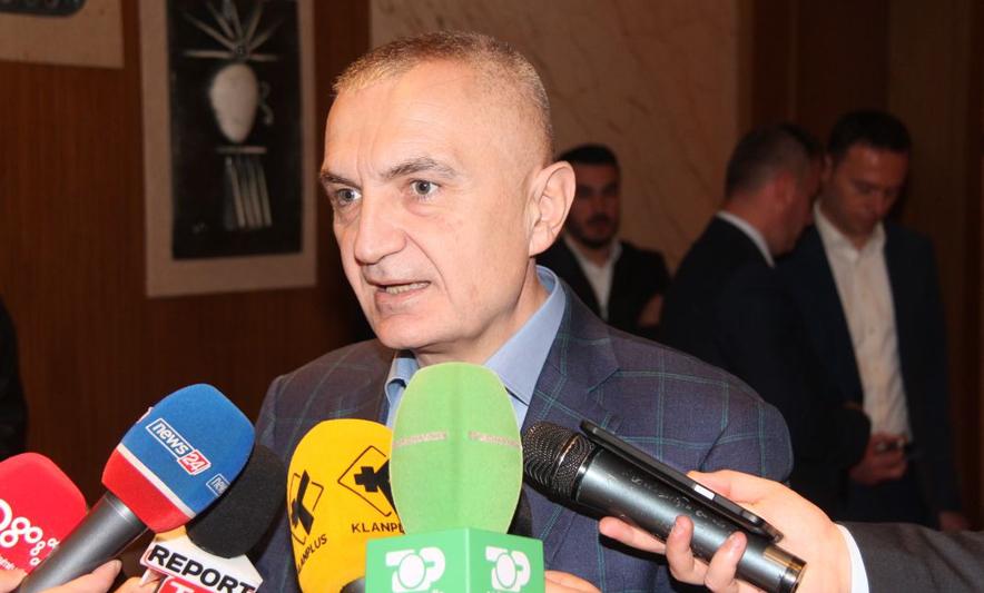 Vendimi për Saimir Tahirin 'arrest në shtëpi' flet Presidenti Ilir Meta…