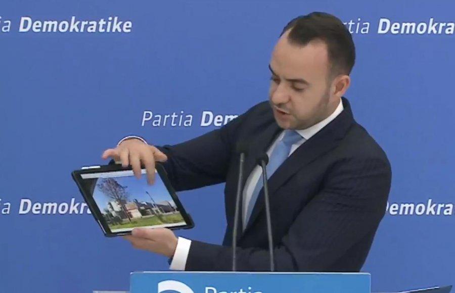 PD kallëzon në Prokurori  kryebashkiakun Erion Veliaj