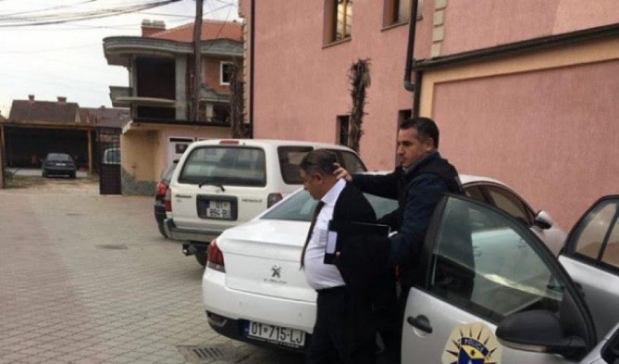 Arrestohet me municione vetëquajturi Burdushi