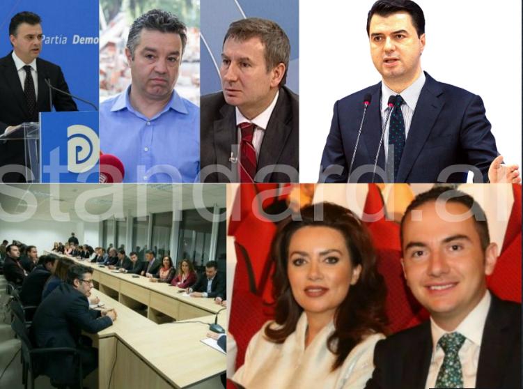Ekskluzive  Nga Ristani e Bozdo te Duma e Salianji  Basha heq sekretarët