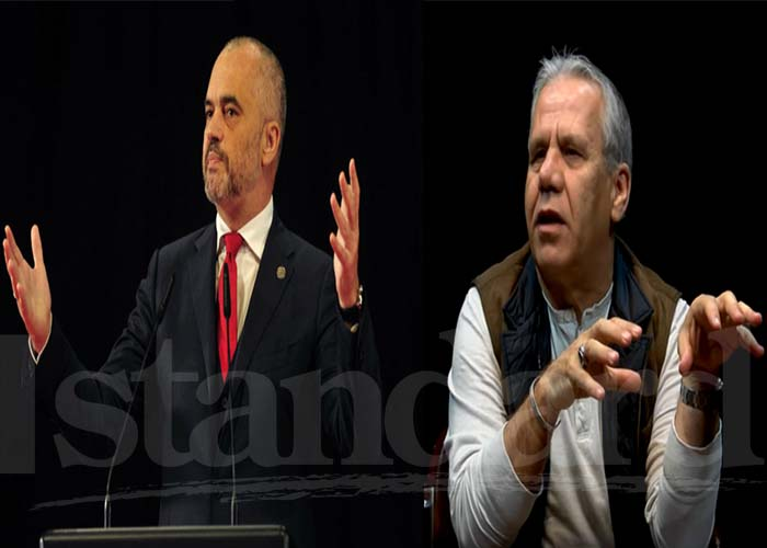 Kim Mehmeti pa dorashka  Rama hienë politike  po përçan shqiptarët në  Kadrinj  e  Kristaqë