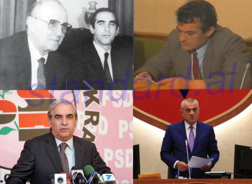 29 vite nga rrëzimi i diktaurës  kryetar Parlamenti Gramoz Ruçi  kryetar i Akademisë së Shkencave Skënder Gjinushi