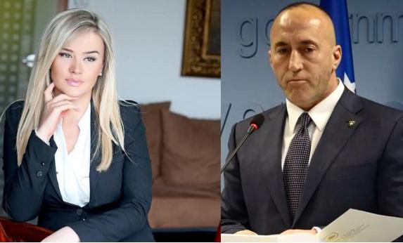 Këshilltarja e Haradinajt mesazh të fortë   T i ngulën thikat në shpinë ata që nuk e  prisje