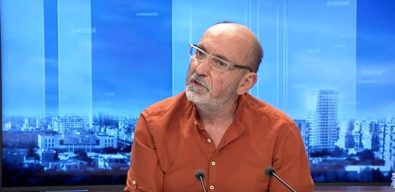 Po vodhe 50 euro dënohesh me burg  po vodhe 50 mln euro je i nderuar   Lubonja  Tërmeti të bën të reflektosh