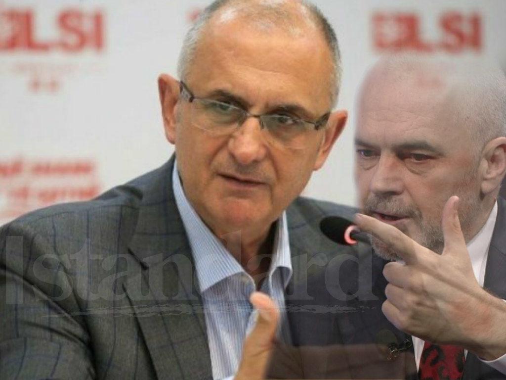 Vasili  Koha e lojrave anti popull dhe anti atdhe të Edi Ramës  ka mbaruar