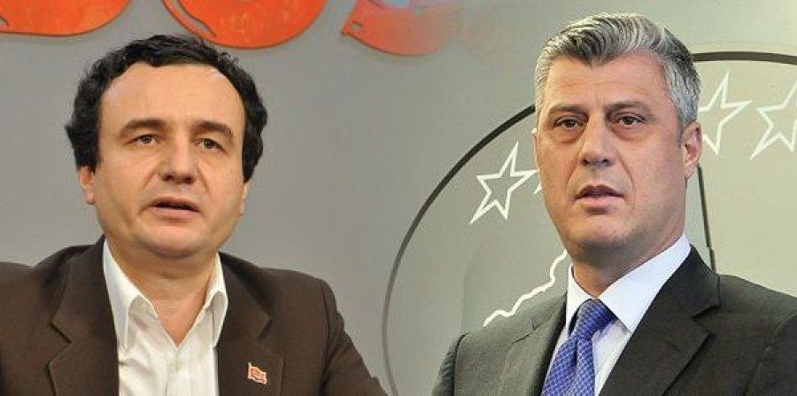 Deutsche Welle  Debate në kohë pandemie në Kosovë  ç po ndodh me përplasjen Thaçi Kurti