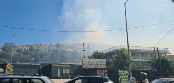 Greqi  Aeroporti përfshihet nga flakët  evakuohet me urgjencë azili i pleqve dhe jetimorja