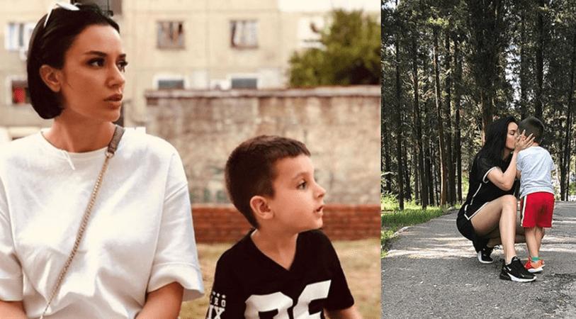 Bora Zemani fjalë emocionuese djalit për ditëlindje: Rrezja që ngroh  shpirtin tim! - Gazeta Standard Online
