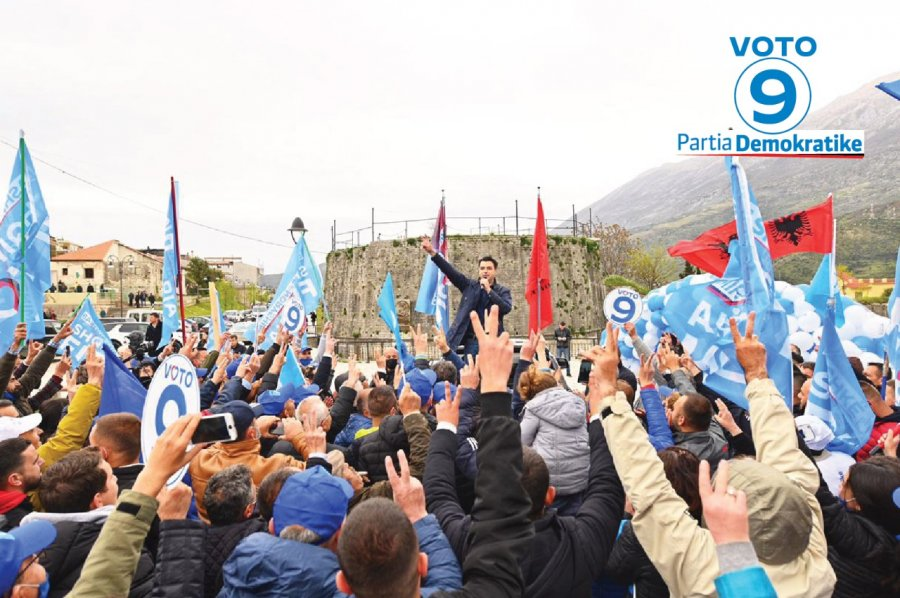 Basha: Qeveria e re do të jetë e të gjithë shqiptarëve! Tepelena nuk e pranon dështimin, do ta mbroj Vjosën….