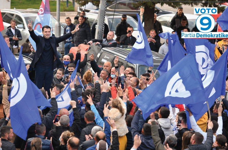 Basha sot nga Saranda drejt Tropojës, mesazh – votuesve të PS: Mund të arrijmë gjithçka kur bëhemi bashkë!